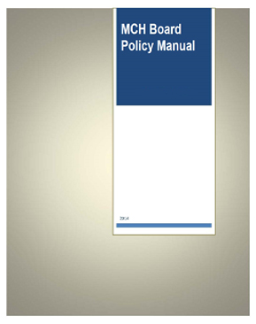 Board Policy Manual