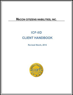 ICF-IID Residential Consumer Handbook